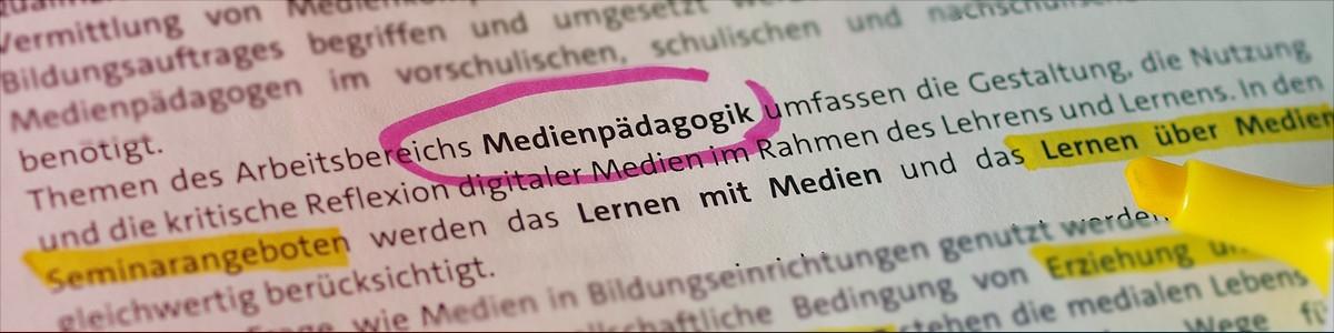 Abschlussarbeiten Lehre Medienpädagogik Universität Hamburg